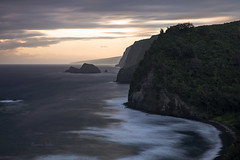 Please — consider me a dream (Explored) (Ramen Saha) Tags: pololūvalley pololū hawaiʻi hawaii pololuvalley sunrise hawi kohalacoast longexposure ramensaha