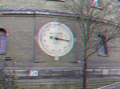 Gasometer Leipzig (Rolf Marquardt) Tags: 3d stereo anaglyph rotcyan redcyan panometer leipzig gasometer