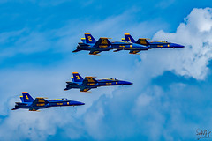 2019.10.27.6347 Blue Angels (Brunswick Forge) Tags: 2019 florida grouped day cloudy air sky clear airshow usn navy usnavy f18 jet blueangels autumn nikond750 nikkor200500mm fx aviation jets fighters jacksonville jacksonvillebeach jaxbeaches planes airplanes outdoor outdoors