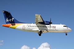 V2-LIF ATR42 1008 SXM 14-Nov-19 (K West1) Tags: v2lif atr42 1008 sxm 14nov19