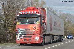 IVECO STRALIS HI-WAY 440S50 - ASROMA - IT (jrug) Tags: truck camion lkw lorry italia italy