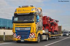 DAF XF - PULVINI - IT (jrug) Tags: truck camion lkw lorry italia italy