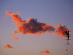 sunset (kneo_y) Tags: cloud