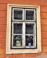Selfie in HWW (wilma HW61) Tags: hww raam dwwg window fenster ablak finestra fenêtre verwering weathering budapest boedapest magyarország ungheria hungary hongrie hongarije europa europe európa outdoor reflectie reflection réflexion reflexion nikond90 wilmahw61 wilmawesterhoud windowwednesday buda