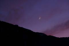 Luna (carlo612001) Tags: luna montagne cielo moon mountains sky mond himmel gebirge lune ciel montagnes maan hemel bergen montañas луна небо горы månen himlen luno ĉielo montoj