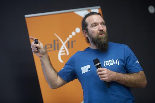 ELIXIR Biohackathon 2019