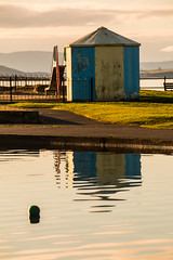 Reflections, Largs, North Ayrshire (Briantc) Tags: scotland northayrshire ayrshire largs clyde reflections pond colour color
