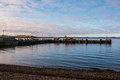Largs, North Ayrshire (Briantc) Tags: scotland northayrshire ayrshire largs clyde reflections