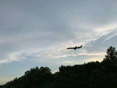 Mohawk Park in Tulsa (DieselDucy) Tags: airplane mohawkpark tulsa