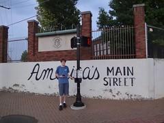 Jason on Route 66 in Tulsa (DieselDucy) Tags: route66 tulsa