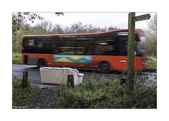 Bus Stop Greater London © (wpnewington) Tags: greaterlondon bus discarded london sofa dumped suburbia england