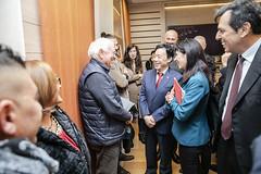 12193s9614 (FAO News) Tags: fao headquarters rome italy signing agreement centroagroalimentarediroma car mercatigenerali generalmarkets directorgeneral qu