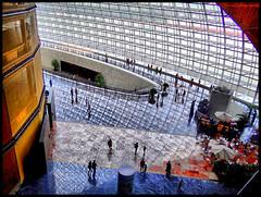 Inside Beijing operahouse (jackfre 2 (thx for 22 million visits)) Tags: beijing china operahouse