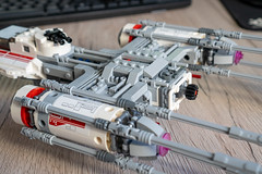 75249 Resistance Y-Wing Review (admiral jax) Tags: lego star wars legostarwars lsw han solo poe dameron first order rise skywalker resistance y wing ywing review
