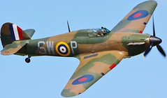 SWOP The Hurricane (MedievalRocker) Tags: hawker hurricane pilot raf swop oldwarden shuttleworthcollection