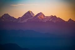 Sunrise over the Himalayas, Chisapani, Nepal (CamelKW) Tags: nepal bhutan bagmatizone talakhu nepal2019 sunrise himalayas chisapani