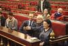 Javier Maroto en las Jornadas de Puertas Abiertas en el Senado