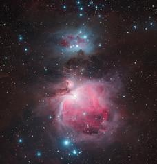 The Great Orion Nebula (dj_znupark) Tags: m42 orion astrometrydotnet:id=nova3788188 astrometrydotnet:status=solved