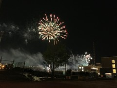 Fireworks in Tulsa (DieselDucy) Tags: fireworks tulsa