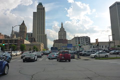 Downtown Tulsa (DieselDucy) Tags: city downtown tulsa