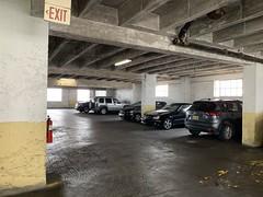 Auto Hotel Parking garage (DieselDucy) Tags: autohotel parkingdeck parkinggarage tulsa