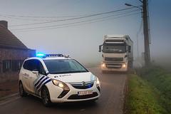 191203_010 (Patrick Decorte) Tags: patrickdecorte samsunggalaxys9 police opel zafira opelzafira zp5328 soignies camion