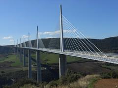 Le Viaduc de tous les records ! (Sur mon chemin, j'ai rencontré...) Tags: viaduc viaducdemillau pont occitanie aveyron 12