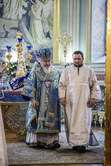 04 декабря 2019, В праздник Введения во храм Богородицы митрополит Кирилл совершил хиротонию выпускника семинарии