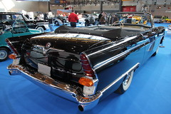 GAZ 13 B Chaika (1968) (Mc Steff) Tags: gaz 13 b chaika 1968 cabrio cabriolet convertible retroclassicsstuttgart2018