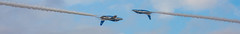 Aerobatics (hakuunsai) Tags: none airplane blueimpulse selfdefenceforce japan hyakuri airbase ibaraki sky cloud