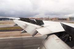 G-STBE British Airways B777-300 Landing Roll Madrid (Vanquish-Photography) Tags: gstbe british airways b777300 landing roll madrid vanquish photography vanquishphotography ryan taylor ryantaylor aviation railway canon eos 7d 6d 80d aeroplane train spotting