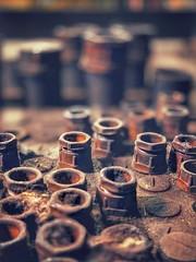 Lost Places (hobbit68) Tags: lostplaces details lost verlassen verfallen vergessen industriegebiet industrie industry