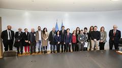 12193s9770 (FAO News) Tags: fao headquarters rome italy signing agreement centroagroalimentarediroma car mercatigenerali generalmarkets directorgeneral qu