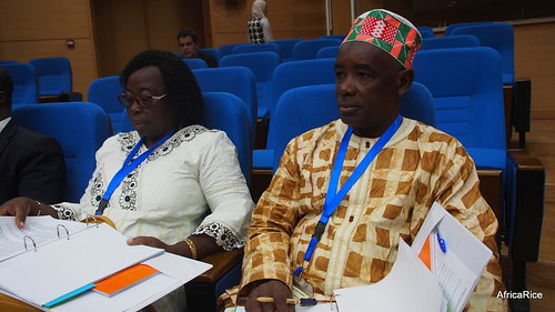 11th Biennial Consultative Meeting of the AfricaRice National Experts Committee (NEC)