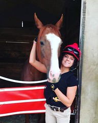 IMG_9037 (femalejockeys) Tags: jockeys female jockey horse racing