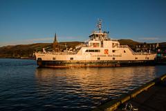 Loch Shira, Largs, North Ayrshire (Briantc) Tags: scotland northayrshire ayrshire largs clyde reflections lochshira ferry calmac