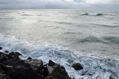 Húnafjörður (Sotosoroto) Tags: iceland norðurland norðurlandvestra blönduós brimslóð guesthouse húnafjörður arctic arcticocean sea waves rocks