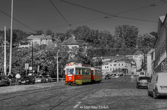 PRAGUE--3062 appr Malostranska IB (milantram) Tags: electricrailtransport praguetrams praguevintagetrams prague dpp streetcars trolleys trams