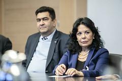 12193s9696 (FAO News) Tags: fao headquarters rome italy signing agreement centroagroalimentarediroma car mercatigenerali generalmarkets directorgeneral qu