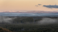 The Cheviot (joolst14) Tags: cheviot hills borders england scotland mist dusk