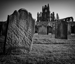 Whitby Abbey (metrisk) Tags: whitbyabbey whitby northyorkshire stmarys graveyard abbey gravestones
