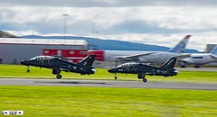 xxx161+XX256  British Aerospace  Hawk T.1W prestwick Scotland 2019 (seifracing) Tags: xxx161xx256 british aerospace hawk t1w prestwick scotland 2019 united kingdom royal navy seifracing spotting services strathclyde scottish security seif emergency europe ecosse rescue recovery transport traffic avion aviation series