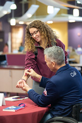 FI4A8846 (HACC, Central Pennsylvania's Community College.) Tags: gettysburg event motivational speaker book signing