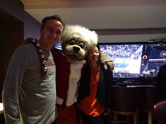 Game_11_Pistons_00019 (Moondog Mascot) Tags: pistons cavs clevelandcavaliers 12032019 moondog santa