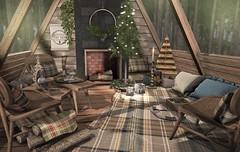 Wherever you go, go with all your heart (Trixie Lanley) Tags: floorplan belle kustom9 concept trompeloeil arcade gacha sl secondlife treehouse collabor88