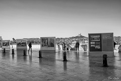 Marseille (litang13) Tags: marseille ville gare station city town noir et blanc supershot soe