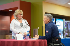 FI4A8807 (HACC, Central Pennsylvania's Community College.) Tags: gettysburg event motivational speaker book signing