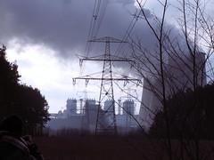 Demo vorm Kohlekraftwerk Jänschwalde - 2019