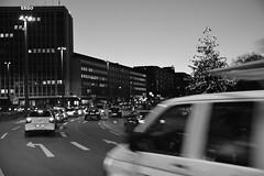DSC_0003 (m.herrmann1979) Tags: nürnberg nuremberg frauentorgraben autoverkehr autos cars traffic abend evening lichter lights sonnenuntergang sunset