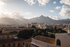 Palerme (Louise Feige) Tags: palerme sicile italie ville city italy sicilia urban architecture tourisme sunset ciel